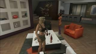 getlinkyoutube.com-Danseuse appart teuf sur GTA 5