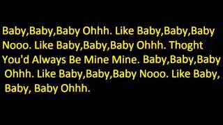 getlinkyoutube.com-Baby-Justin Bieber-Lyrics