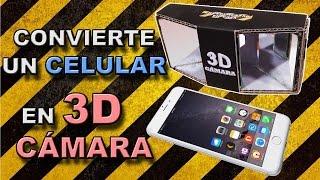 getlinkyoutube.com-Como Convertir Un Celular En 3D Camara