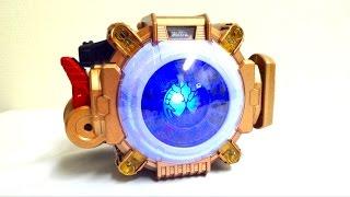 【仮面ライダーゴースト】 DXアイコンドライバーGを重塗装してみた!ヲタファの塗装レビュー / Eyecon Driver G Custom paint ! Kamen Rider Ghost