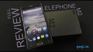 getlinkyoutube.com-Elephone M2 full review