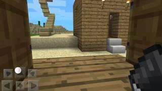 getlinkyoutube.com-minecraft pe ep 3# สวนสนุกและบ้านใต้น้ำ