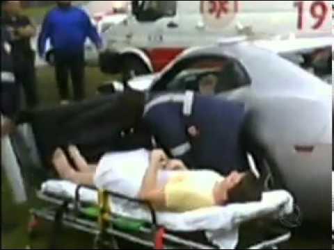 TV Record - Domingo Espetacular - Acidentes com carros de luxo se  tornam comuns em São Paulo