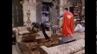 Superman: Behind The Scenes Footage
