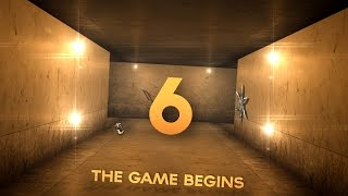 Countdown THE GAME BEGINS 10 sec ( v 176 ) TIMER with sound effects and voice HD!