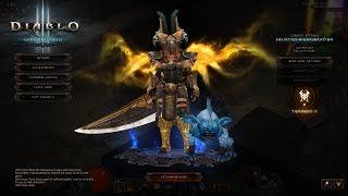Diablo III 2.4 PTR 70+ Billion Crits Leap Quake Barb P1181