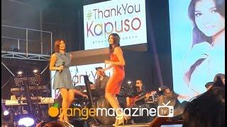 getlinkyoutube.com-Glaiza De Castro and Rhian Ramos at Kapuso Grand Fans Day