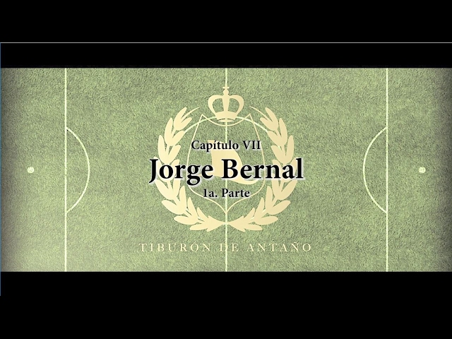 Jorge Bernal (Pt. 1)