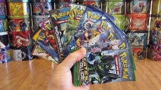 10 Pokemon Booster Pack Opening