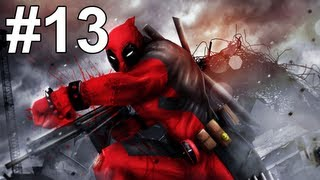 getlinkyoutube.com-Deadpool Gameplay Walkthrough Part 13 No Commentary