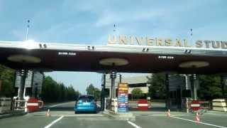 getlinkyoutube.com-【USJ】☆擬似パーク動画☆車でインパ~駐車まで♪USJ Simulated Park video 1