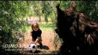 getlinkyoutube.com-DINO WOLF / Dire Wolf Trailer - Fred Olen Ray