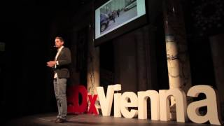 Agents of change: Nathan de Groot at TEDxVienna