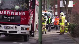 NRWspot.de | Lüdenscheid – Großeinsatz nach LKW-Brand – Dämpfe aus Kanalisation