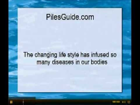 Piles symptoms & piles disease treatment