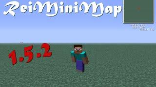 getlinkyoutube.com-Como Instalar o Mod ReiMiniMap no MineCraft 1.5.2
