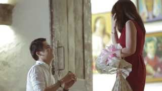 getlinkyoutube.com-Paolo & Katrina Surprise Proposal Video