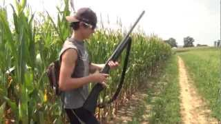 getlinkyoutube.com-Dove Hunting Pennsylvania 2012 Opening Day