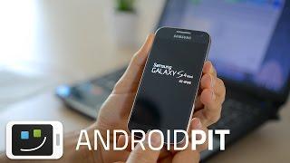 Cómo instalar Android 5.1 Lollipop en Samsung Galaxy S4 mini