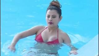 Nepali Actress Sushma Karki Bikini Photoshoot    शुष्मा कार्की बिकिनीमा हट अवतार