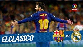 ElClásico - Gol de Messi (2-1) FC Barcelona vs Real Madrid