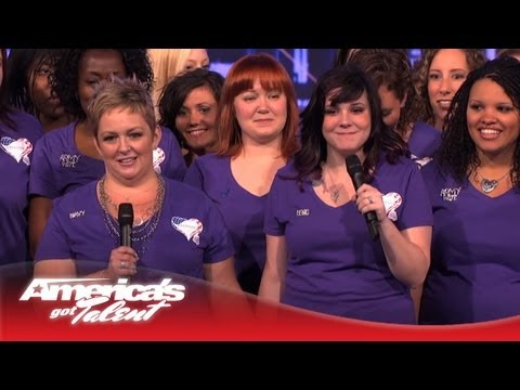 The American Military Spouses Choir -