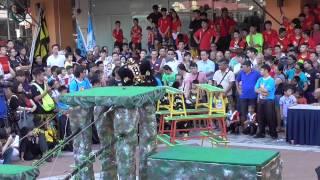 getlinkyoutube.com-Traditional Lion Dance Championship, 31 January 2015 at Prangin Mall