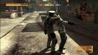 getlinkyoutube.com-Metal Gear Online - Team Deathmatch - Midtown Maelstrom