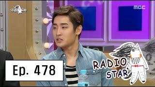 [RADIO STAR] 라디오스타 - Parc Jae-jung's individual skill parade! 20160518