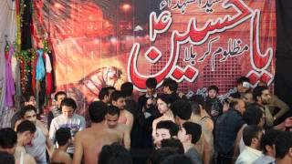 Kalam Bhenr Bhirawan Di Raat -- Shab-e-Ashur 2011-12 Macerata ITALY