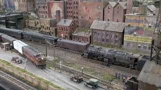 TrainMasters TV preview - The Franklin and South Manchester Railroad