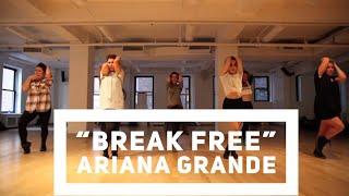 อยากหุ่นดี-Break Free Ariana Grande