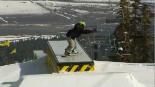 6 year-old snowboarder Dylan Heinstein 2011 edit
