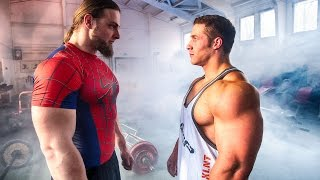 getlinkyoutube.com-Strongman VS Bodybuilder - STRENGTH WARS 2k16 #4