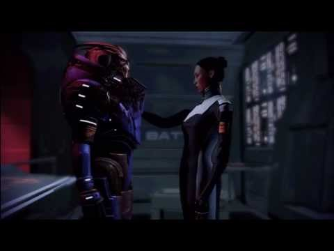 Mass Effect 2 - Garrus and Femshep Romance (complete)