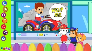 Paw Patrol Rescue Story For Kids Paw Troops  ◕‿◕ KidsF