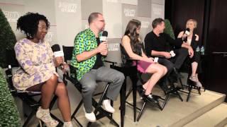 "getlinkyoutube.com-""The Keeping Room"" Interview: Hailee Steinfeld, Sam Worthington, and Brit Marling"