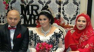 getlinkyoutube.com-Suasana Pernikahan Putri Pertama Camelia Malik - Hot Shot 28 September 2014