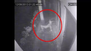 Shocking CCTV Ghost Footage | Real Ghost Caught On CCTV Camera | Scary Videos