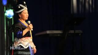 getlinkyoutube.com-Fresno Hmong International New Year 2013 Kwv Txhiaj - Nkauj Mog Mim Yaj