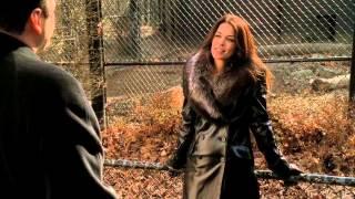 The Sopranos - Tony and Gloria Trillo in the zoo width=