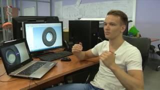 getlinkyoutube.com-Утро России - декоративные ткани из углеродного волокна