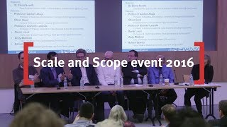 Strategy: Scale and Scope?