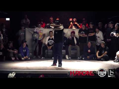 HURRICANES BATTLE-ISM 2013 TAIWAN | MR.WIGGLES (U.S.A) [POPPIN JUDGE SOLO]