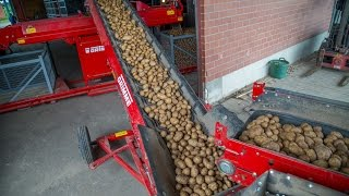Grimme LC 705 Loading Conveyor for potatoes, onions and other crops