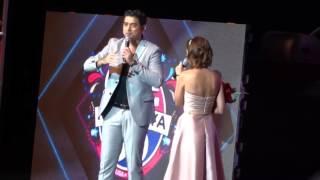 Jodi and Ian (Amor and Eduardo) Duet (One Kapamilya GO 2015)