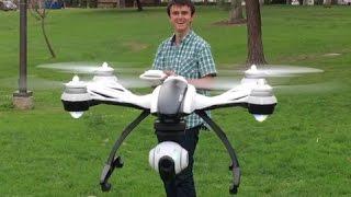 getlinkyoutube.com-Yuneec Q500 Typhoon Drone
