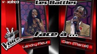 Intégrale Marcel vs Landry Fleur Les Battles   The Voice Afrique Francophone 2017