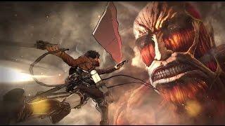 getlinkyoutube.com-ATTACK ON TITAN ! MELHOR JOGO DE TODOS ! #1