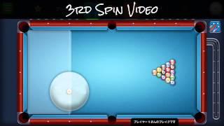 getlinkyoutube.com-8 Ball Pool on Mobile: Czar Cue Spin Compilation
